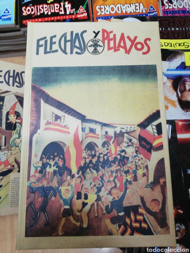Libros: Flechas y Pelayos (6 tomos) completa edita agualarga - Foto 4 - 181511552