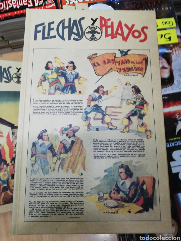Libros: Flechas y Pelayos (6 tomos) completa edita agualarga - Foto 5 - 181511552