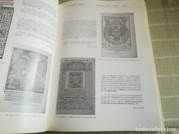 Libros: GRANATA: LIBROS ANTIGUOS CATALOGO SIGLO XVI - Foto 2 - 181555531