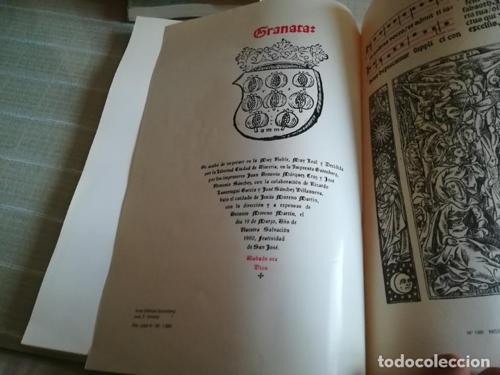 Libros: GRANATA: LIBROS ANTIGUOS CATALOGO SIGLO XVI - Foto 9 - 181555531