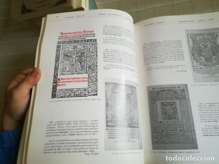 Libros: GRANATA: LIBROS ANTIGUOS CATALOGO SIGLO XVI - Foto 13 - 181555531