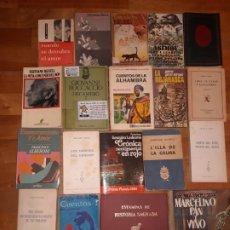 Libros: LOTE DE LIBROS VARIADOS. Lote 181578242
