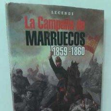 Libros: LA CAMPAÑA DE MARRUECOS 1859-1860 - ALCALÁ, CÉSAR. Lote 181588417