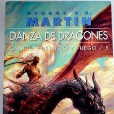 Libros: DANZA DE DRAGONES, II. Lote 181637451
