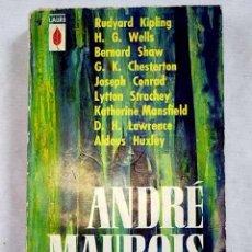 Libros: MÁGICOS Y LÓGICOS: RUDYARD KIPLING, H.G. WELLS, BERNARD SHAW, ETC. Lote 181689736