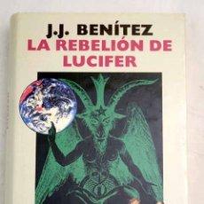 Libros: LA REBELIÓN DE LUCIFER. Lote 205176800