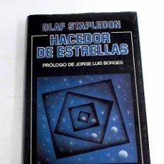 Libros: HACEDOR DE ESTRELLAS. Lote 195179071