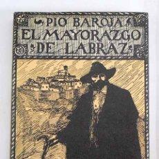Libros: EL MAYORAZGO DE LABRAZ. Lote 181828791