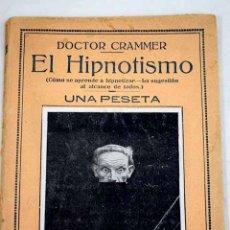 Libros: HIPNOTISMO. Lote 181835162