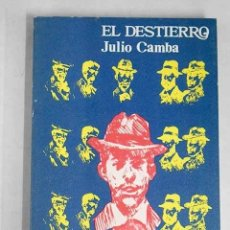 Libros: EL DESTIERRO. Lote 181845930