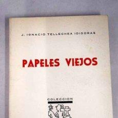 Libros: PAPELES VIEJOS. Lote 181846030
