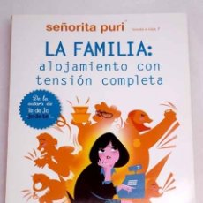 Libros: LA FAMILIA, ALOJAMIENTO CON TENSIÓN COMPLETA. Lote 206439708