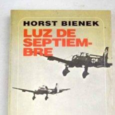 Libros: LUZ DE SEPTIEMBRE. Lote 194387670