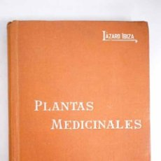 Libros: PLANTAS MEDICINALES. Lote 181936357