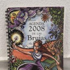 Libros: AGENDA 2008 DE LAS BRUJAS - LLEWELLYN. Lote 181996365