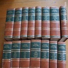 Libros: PREMIOS NADAL EDICIONES DESTINO 15 TOMOS VER FOTOS . Lote 182052883