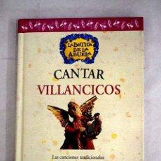 Libros: CANTAR VILLANCICOS. Lote 182440232