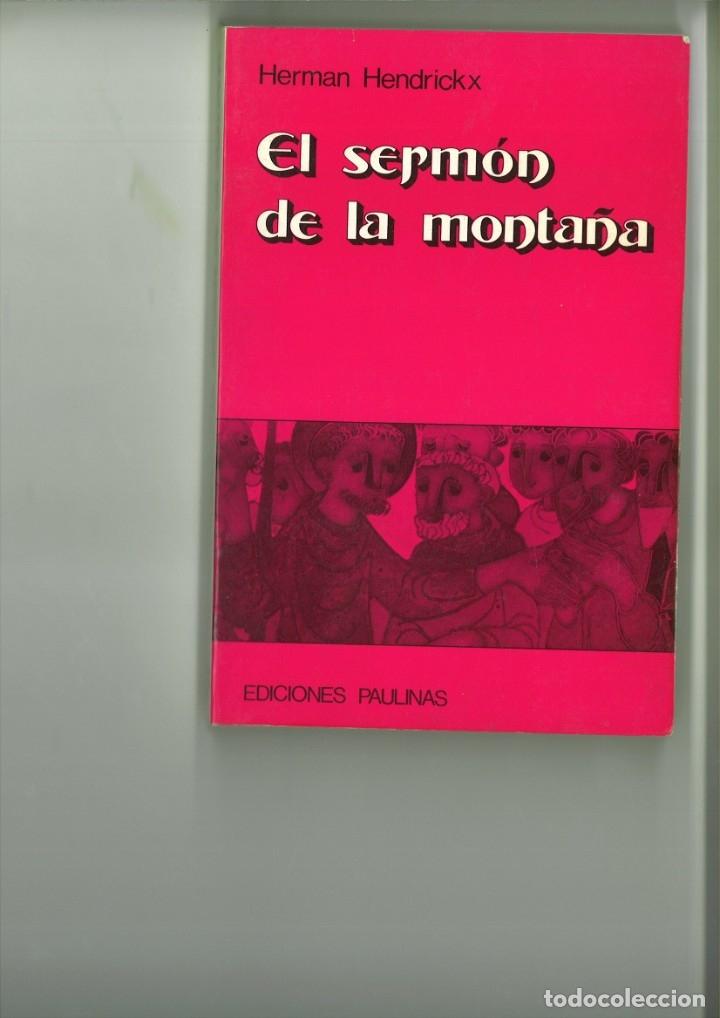 EL SERMÓN DE LA MONTAÑA. HERMAN HENDRICKX (Libros sin clasificar)
