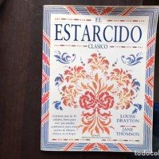 Libros: EL ESTARCIDO CLÁSICO.LOUISE DRAYTON. INCLUYE DOS REGLETAS.. Lote 182553227