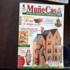 Libros: MUÑECAS. CASAS DE MUÑECAS Y MINIATURAS. MANDERLY. EL NOBLE ARTE DE CONSTRUIR. Nº 8.. Lote 182553235