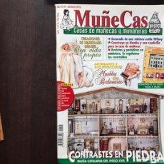 Libros: MUÑECAS. CASAS DE MUÑECAS Y MINIATURAS. COMPRASTES EN PIEDRA. MASÍA CATALANA DEL SIGLO XVII. Lote 182553236