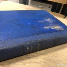 Libros: LAS OBRAS MAESTRAS DE LA LITERATURA. ANTOLOGÍA UNIVERSAL POR GUILLERMO DE BOLADERES. Lote 182652315