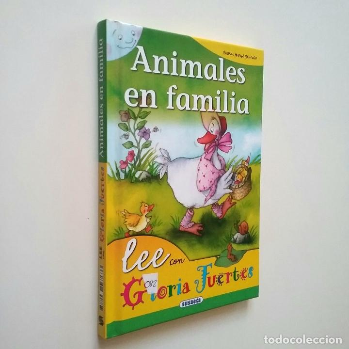 ANIMALES EN FAMILIA - GLORIA FUERTES (Libros sin clasificar)