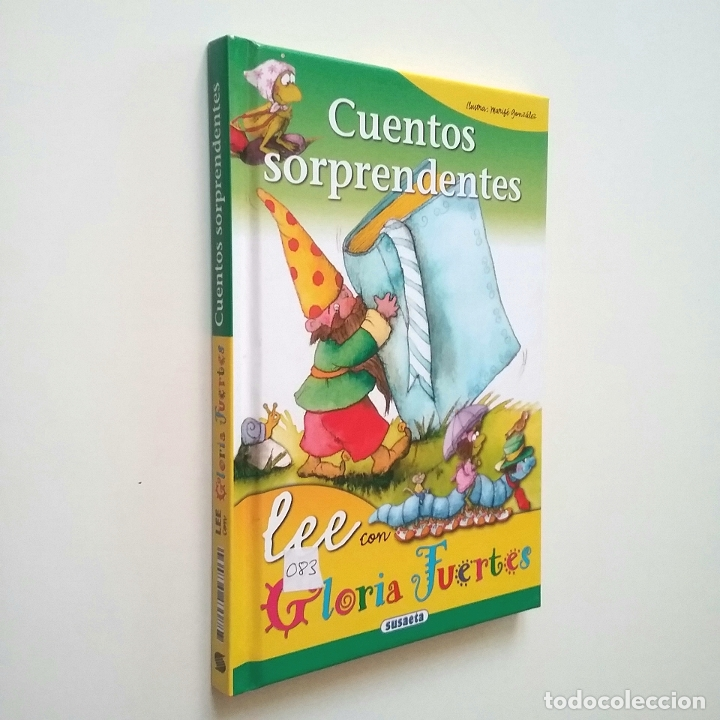 CUENTOS SORPRENDENTES - GLORIA FUERTES (Libros sin clasificar)