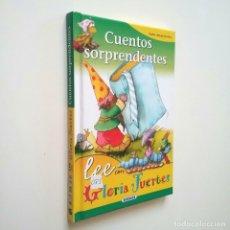 Libros: CUENTOS SORPRENDENTES - GLORIA FUERTES. Lote 182924100