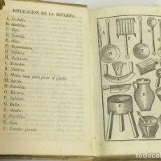 Libros: AÑO 18236 - MARTÍNEZ MONTIÑO, FRANCISCO. - ARTE DE COCINA, PASTELERÍA, VIZCOCHERÍA Y CONSERVERÍA.. Lote 78968079