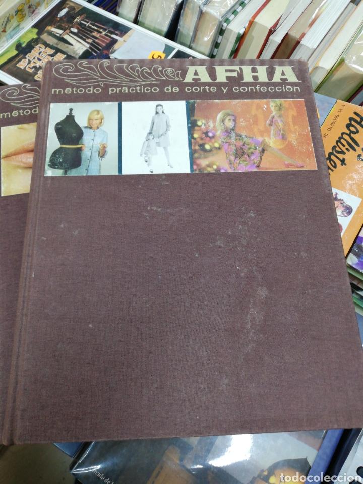 Libros: Afha, métodos de corte y confección(5 tomos) - Foto 2 - 183190206