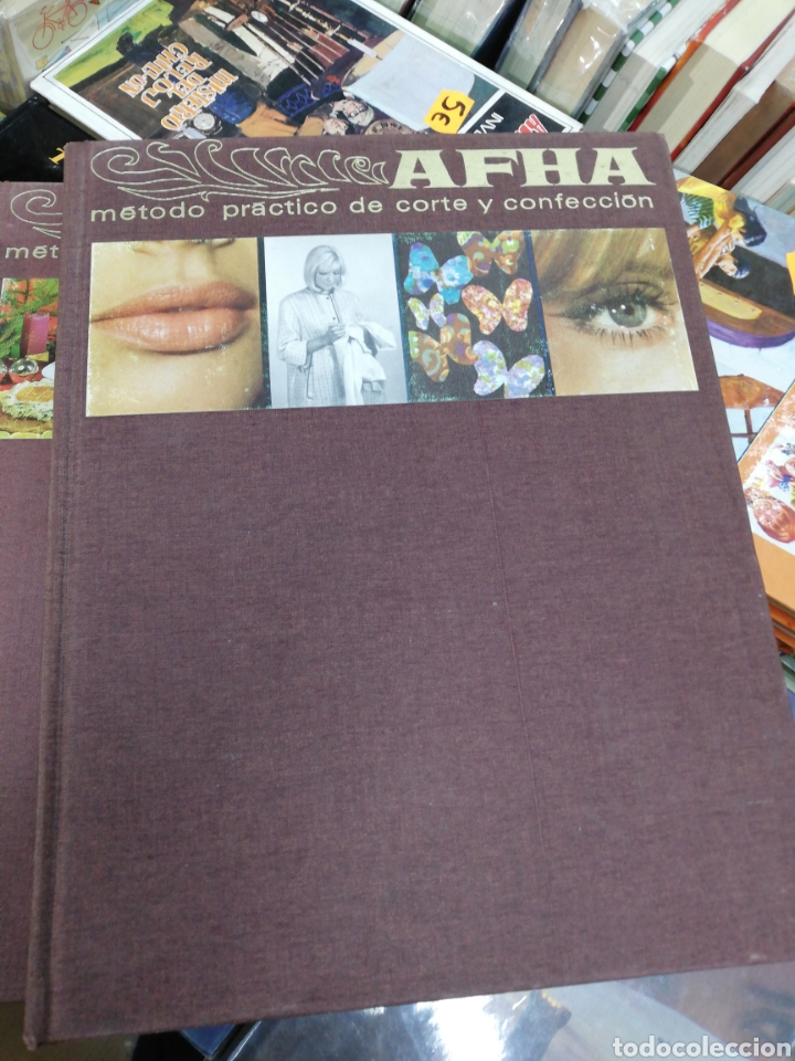 Libros: Afha, métodos de corte y confección(5 tomos) - Foto 3 - 183190206