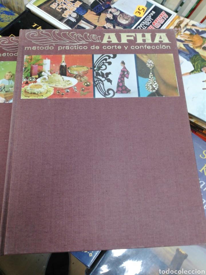 Libros: Afha, métodos de corte y confección(5 tomos) - Foto 4 - 183190206