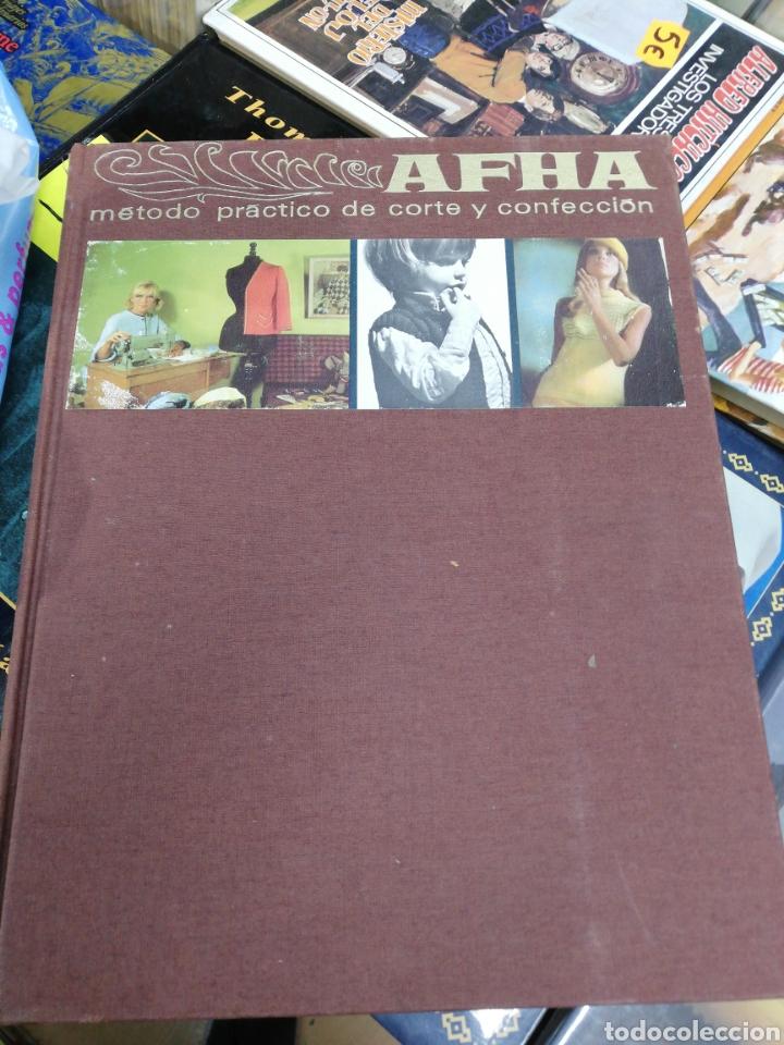 Libros: Afha, métodos de corte y confección(5 tomos) - Foto 5 - 183190206