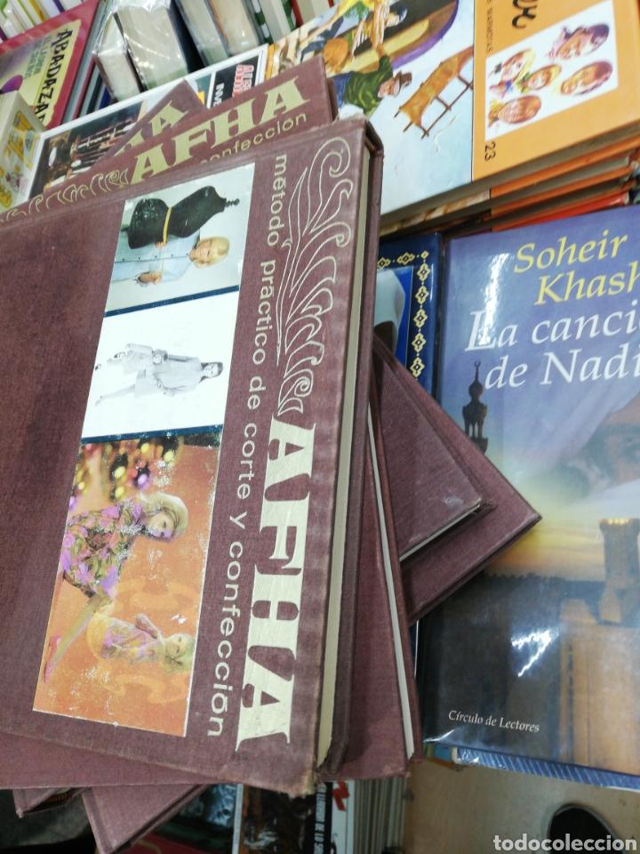 Libros: Afha, métodos de corte y confección(5 tomos) - Foto 6 - 183190206