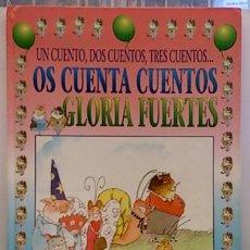 Libros: OS CUENTA CUENTOS GLORIA FUERTES. Lote 183248037