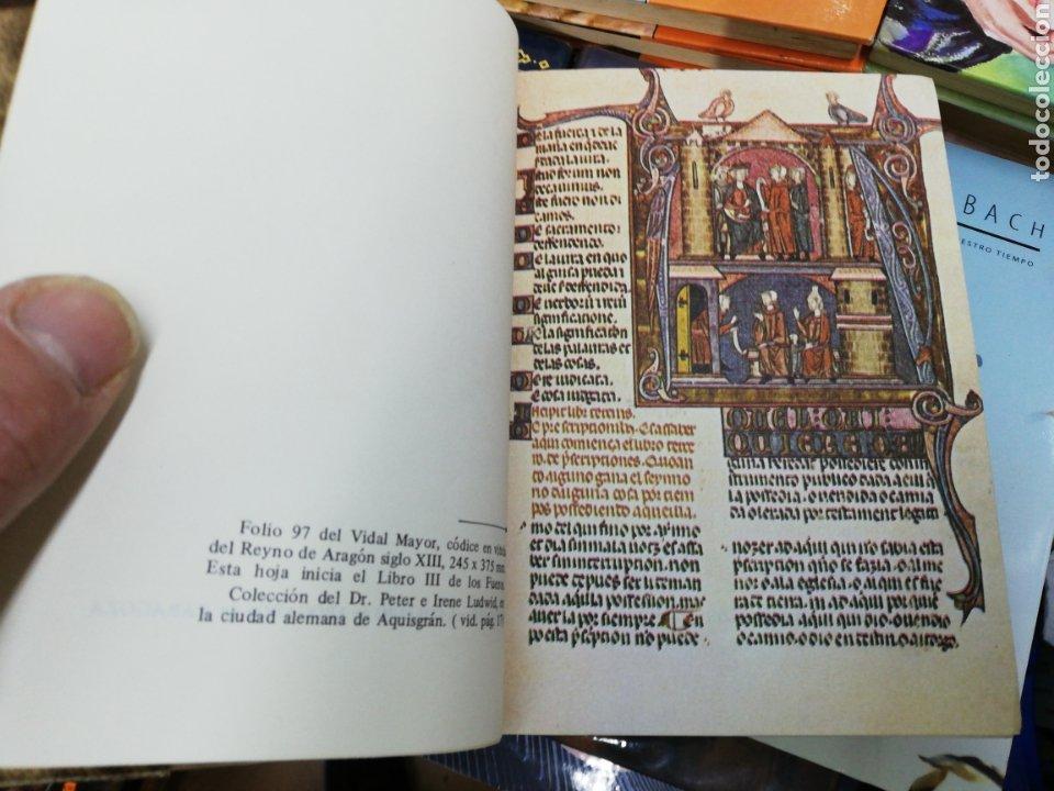 Libros: Fueros de Argón suma y Monsoriu 1589 (edición facsímil) - Foto 3 - 183252227