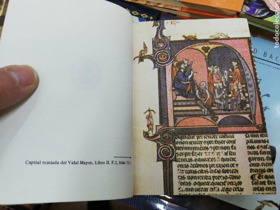 Libros: Fueros de Argón suma y Monsoriu 1589 (edición facsímil) - Foto 4 - 183252227