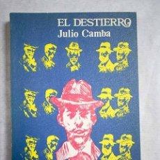 Libros: EL DESTIERRO. Lote 183347732
