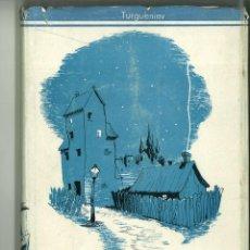 Libros: ANUCHKA. IVAN TURGUENIEV. Lote 183378965