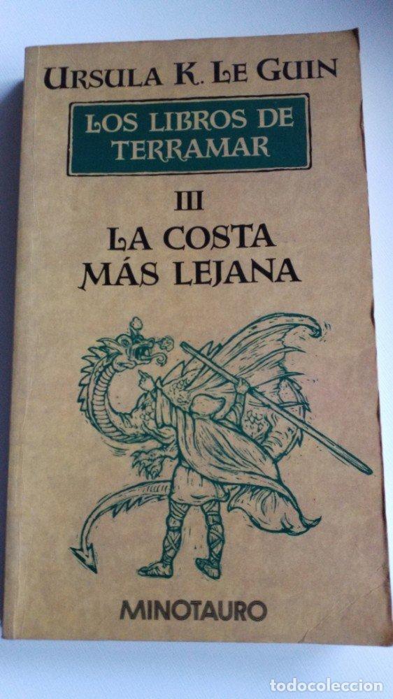 LA COSTA MÁS LEJANA - URSULA K. LE GUIN (Libros sin clasificar)