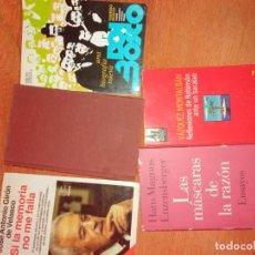 Libros: LIBROS VARIADOS ( LOTE 2 ). Lote 183560581