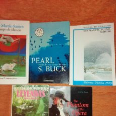 Libros: LIBROS VARIADOS ( LOTE 3 ). Lote 183563370