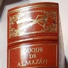 Libros: DUQUE DE ALMAZAN. TRATADO DE LA MONTERÍA EN ESPAÑA. (EDICIÓN FACSÍMIL). MADRID, 1981. IDEAL NAVIDAD. Lote 183699212