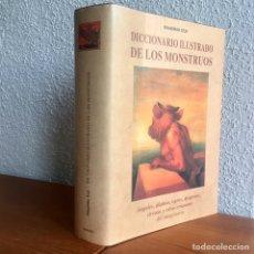 Libros: DICCIONARIO ILUSTRADO DE LOS MONSTRUOS, IZZI - 1996, OLAÑETA. Lote 183783083