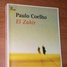Libros: PAULO COELHO - EL ZAHIR - PROA, 2005. Lote 107179995