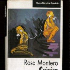 Libros: CRONICA DEL DESAMOR - ROSA MONTERO. Lote 194361216