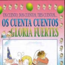 Libros: UN CUENTO,DOS CUENTOS,TRES CUENTOS OS CUENTA CUENTOS GLORIA FUERTES - GLORIA FUERTES. Lote 180377588