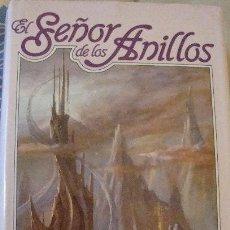 Libros: EL SENOR DE LOS ANILLOS - J.R.R. TOLKIEN. Lote 183941098