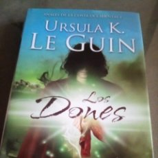 Libros: LOS DONES - URSULA K. LE GUIN. Lote 183941193